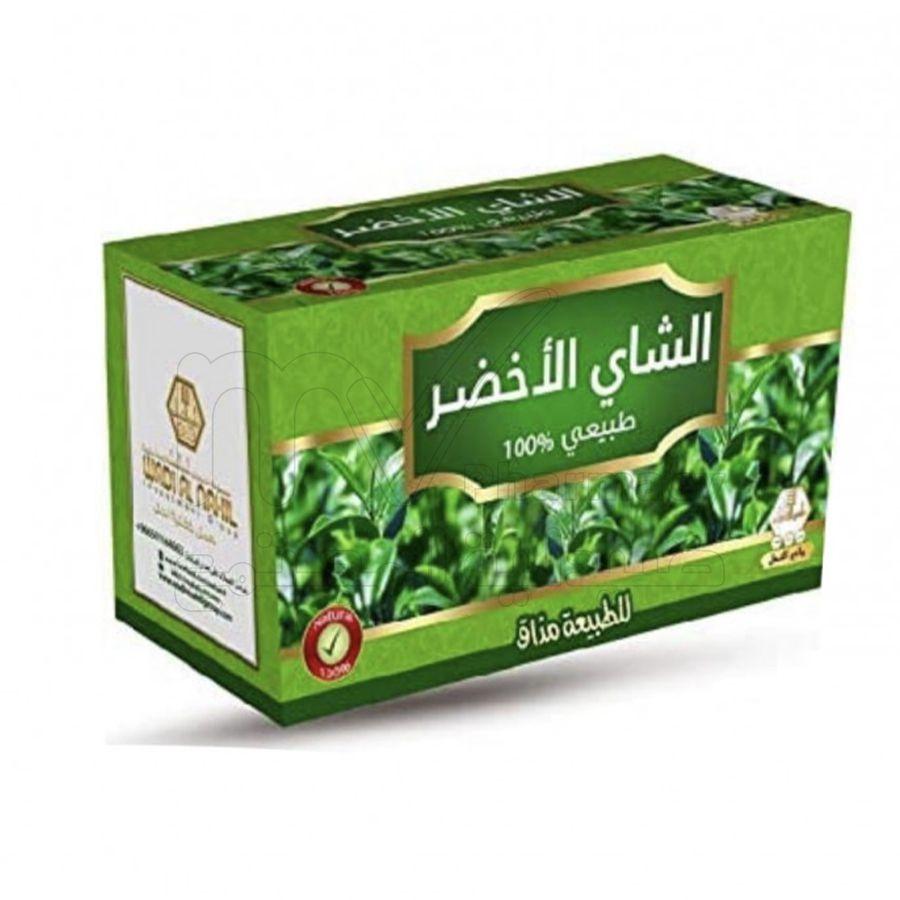 شاي اخضر وادي النحل 60جم