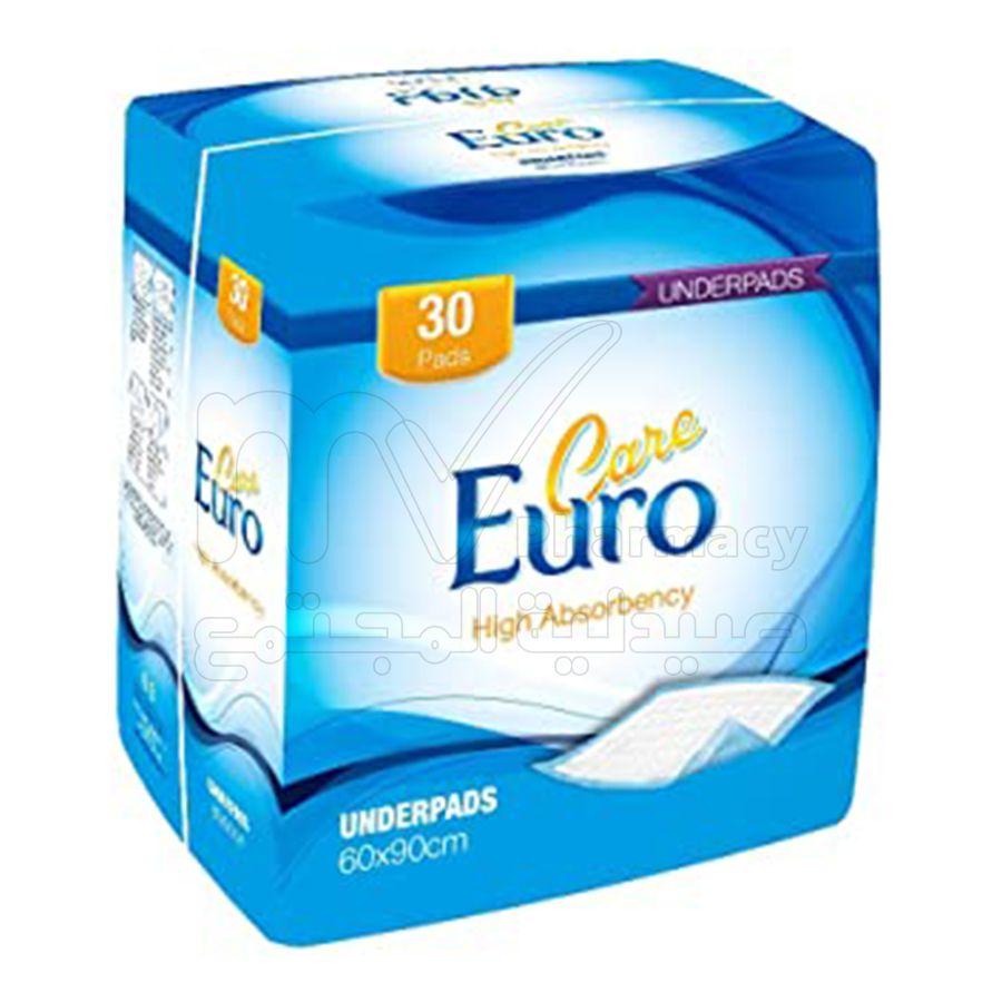 يورو كير مفارش سرير, 18 مفرش, 60*90 سم