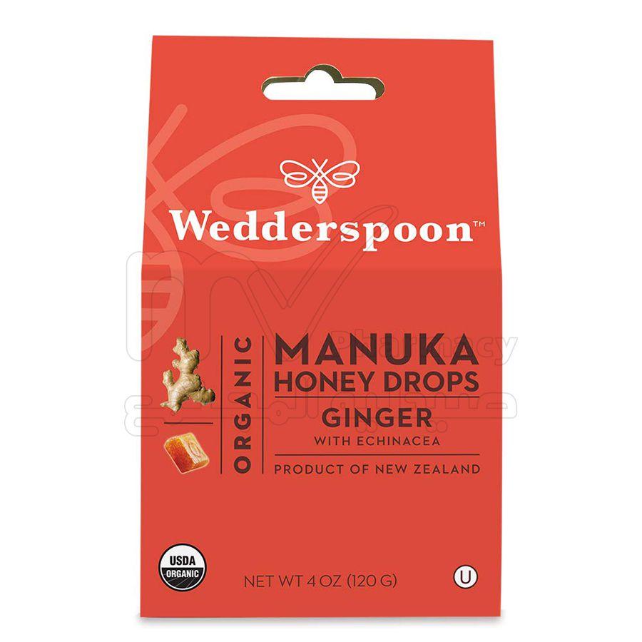 حلوى عسل المانوكا بالزنجبيل
