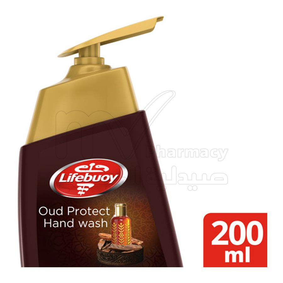 صابون سائل لايفبوي عود 200 مل