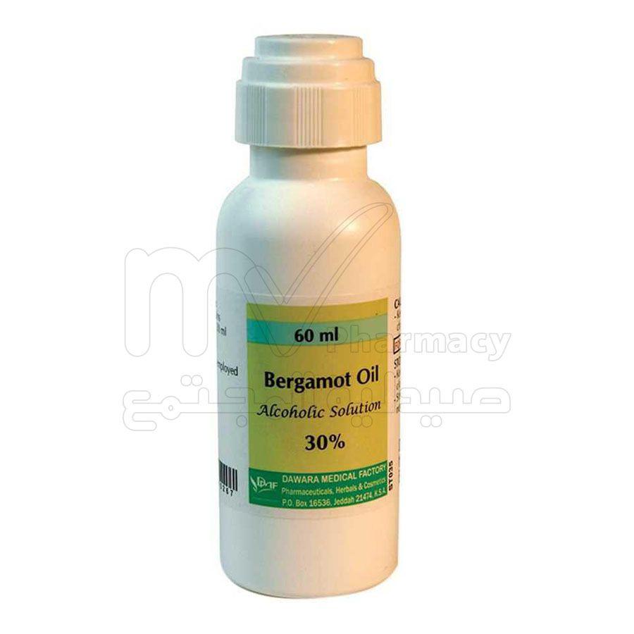 بيرجاموت زيت محلول 30%