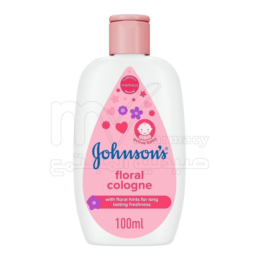 جونسون ، كولونيا اطفال ، الزهور ، 100 مللي