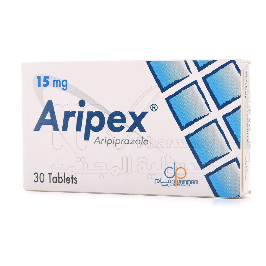 أريبكس 15 مجم أقراص