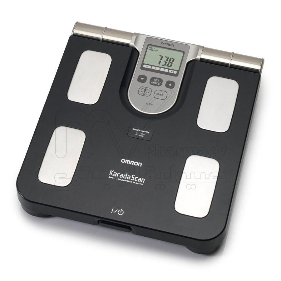 اومرون ميزان قياس الدهون