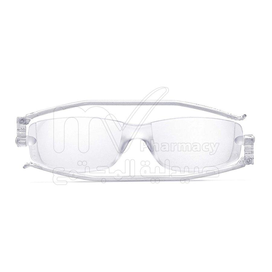 نظاره نانيني ابيض +2.50