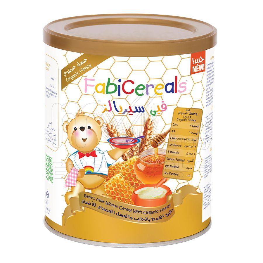 فبي سيريال بالعسل العضوي