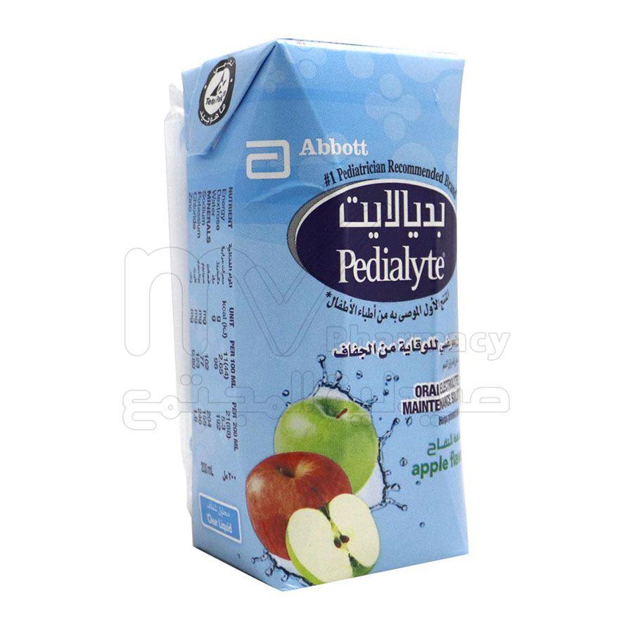 بيديليت تفاح 200مل