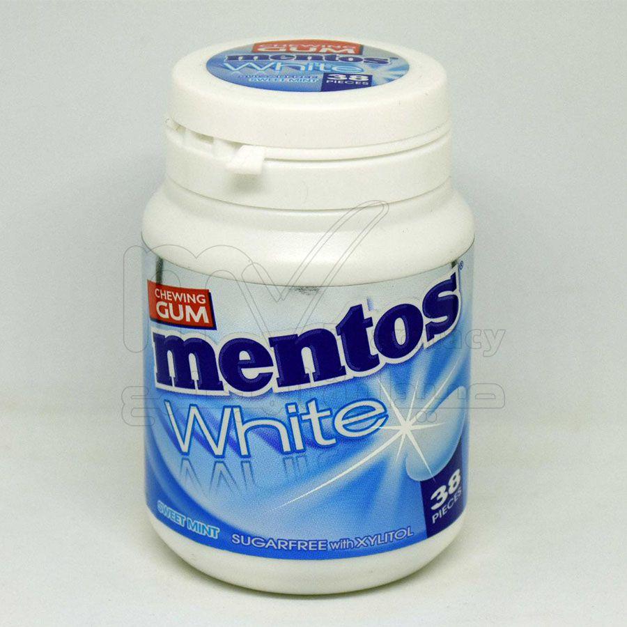 منتوس وايت نعناع