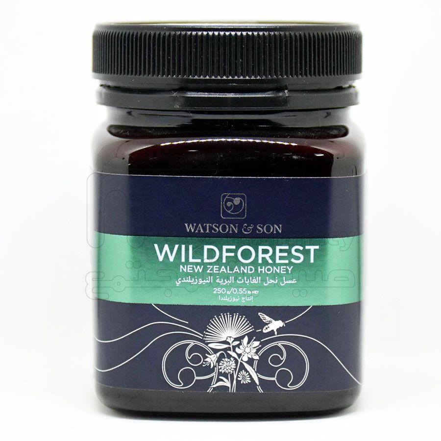 عسل نحل الغابات البريه 250