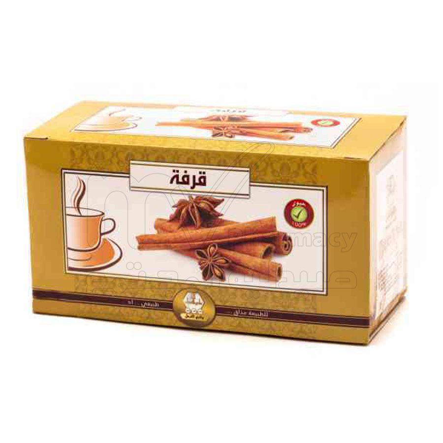 وادي النحل شاي بالقرفه